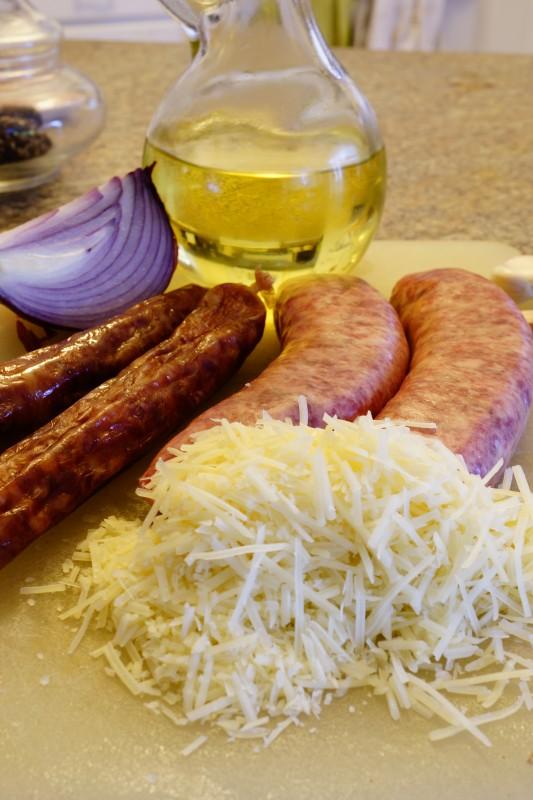 Rellenong Manok Ingredients