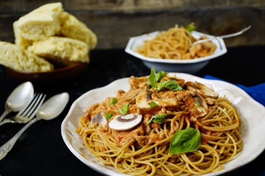 Easy Spaghetti Dinner Recipe
