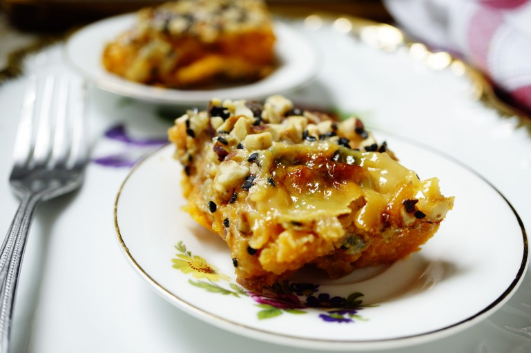 Low calories sweet potato casserole -only 17 calories and it is easy to make