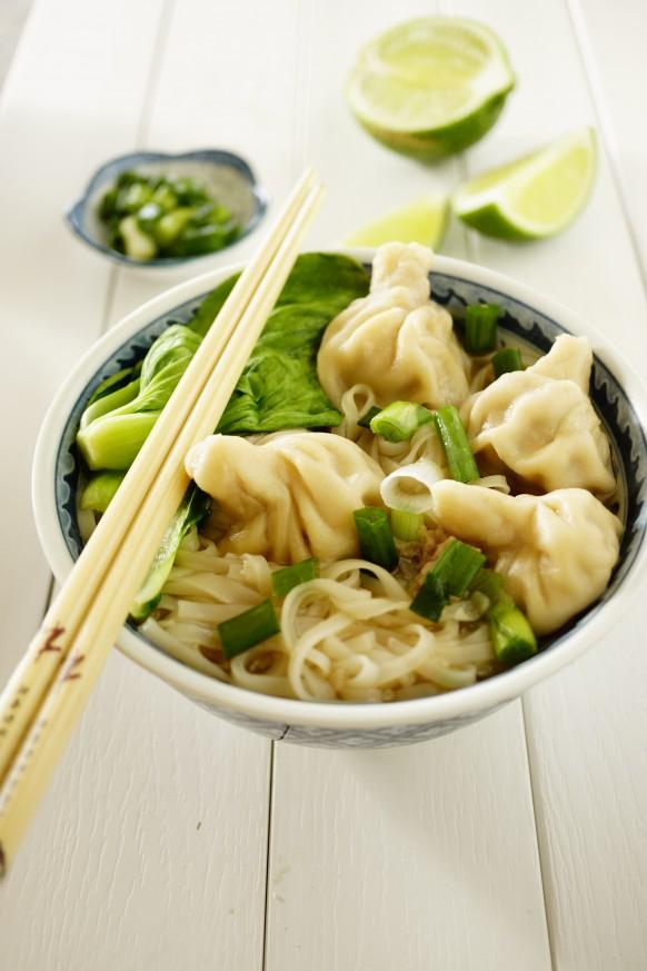 Thai Shrimp Dumpling