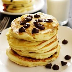 Chocolate Chip Buttermilk Pancake