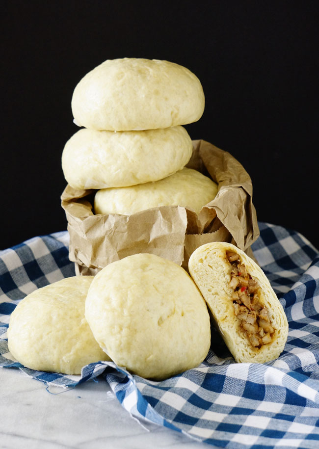 Soft and Moist Siopao Recipe