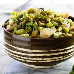 15 minutes to cook: Sauteed Green Beans-Vegetarian