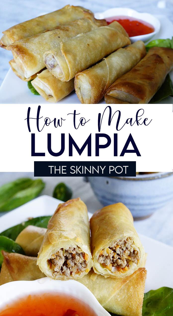 Easy Filipino Lumpia Recipe