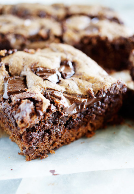 Chocolate Brownie From Scratch
