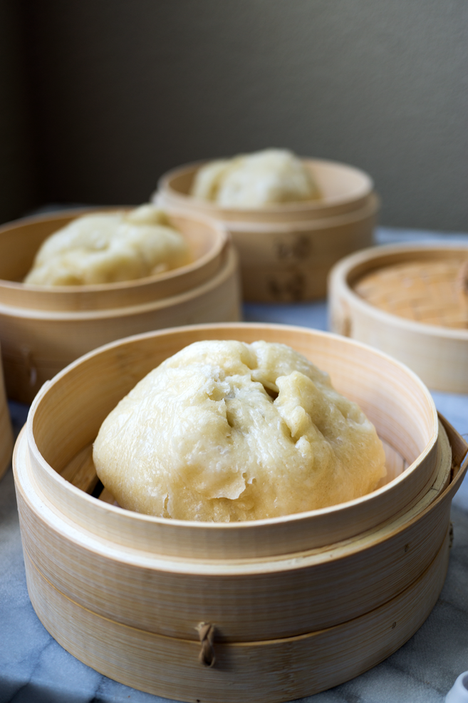 How to Make Siopao with Meatballs Filling