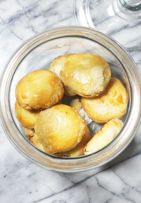 """Hopia is a famous Filipino dessert which is sold everywhere in the stores in the Philippines. This is more famous for """"pasalubong """" or souvenir as present to friends. It usually wrap in a bow or tight plastic wrapper.It has flaky crust and soft sweet filling which is usually made of bean paste."""
