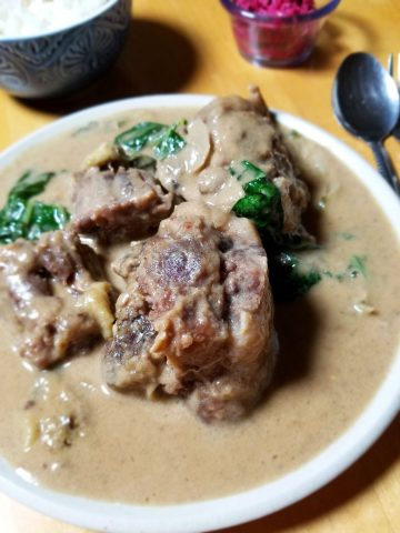 SLOW COOKED AND EASY KARE KARE RECIPE PLUS VIDEO