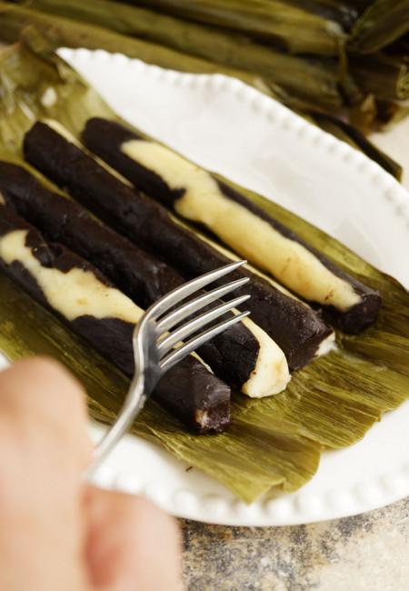 Filipino Food : Muron Recipe/www.theskinnypot.com