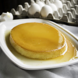 LECHE FLAN RECIPE ( BEST LECHE FLAN EVER NO BUBBLES SMOOTH SUPER creamy 3 ingredient ready in 40 minutes)