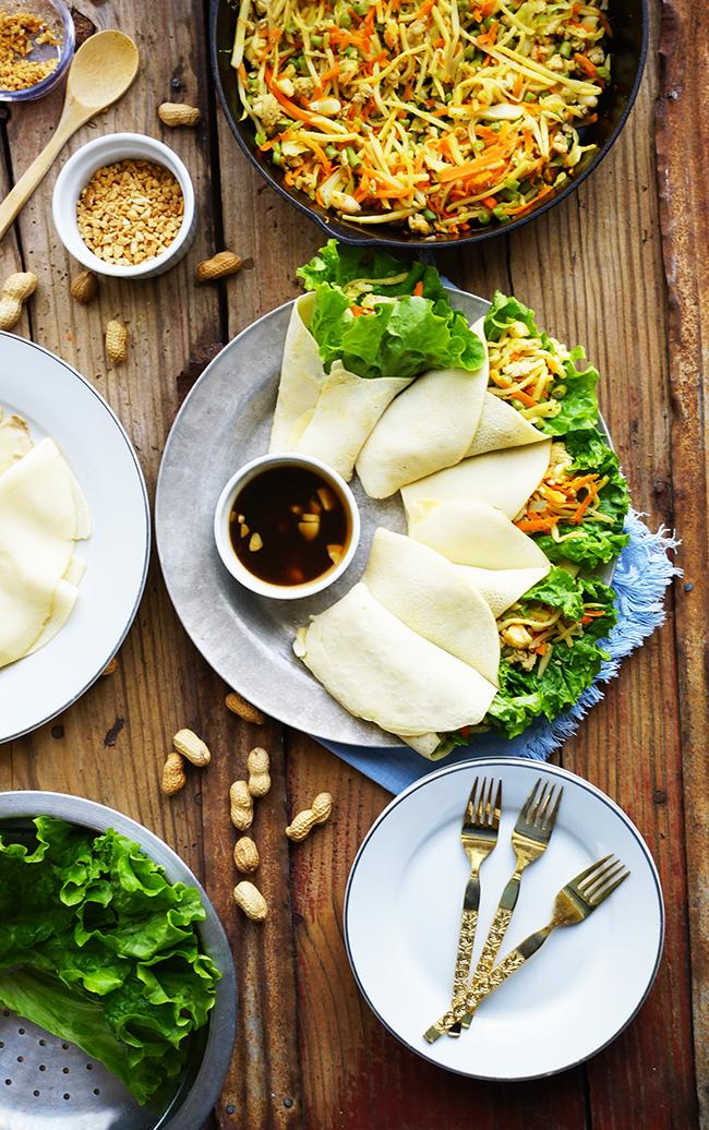 Easy Fresh Lumpia Recipe   Ang Sarap Recipes
