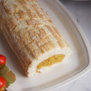 FILIPINO DESSERT: BRAZO DE MERCEDES NO FAIL AND EASY RECIPE INSTRUCTION FOR SURE SUCCESS. Read the tips and watch the video to guide you.If this is your first making it, be ready to celebrate.