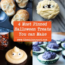 4 MOST PINNED HALLOWEEN TREAT YOU CAN MAKE