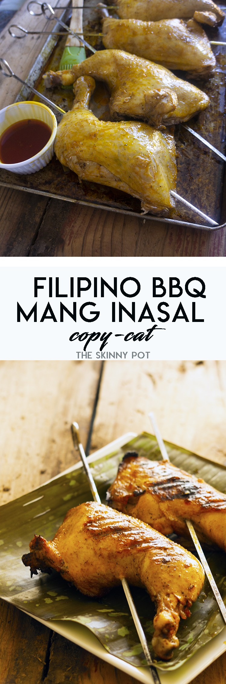 FILIPINO CHICKEN BARBECUE soak in lemon grass,ginger,garlic and onion marinade,this comes close in taste with the FILIPINO MANG INASAL