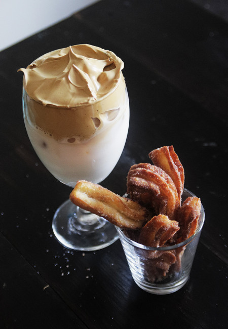 Dalgona Coffee or whipped coffee is trending right now, for some good reasons: it is easy to make, it is delicious and a perfect morning surprise for somebody you love. Make it now, and I will show you how...
