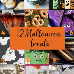 TOP EASY TO MAKE HALLOWEEN TREATS