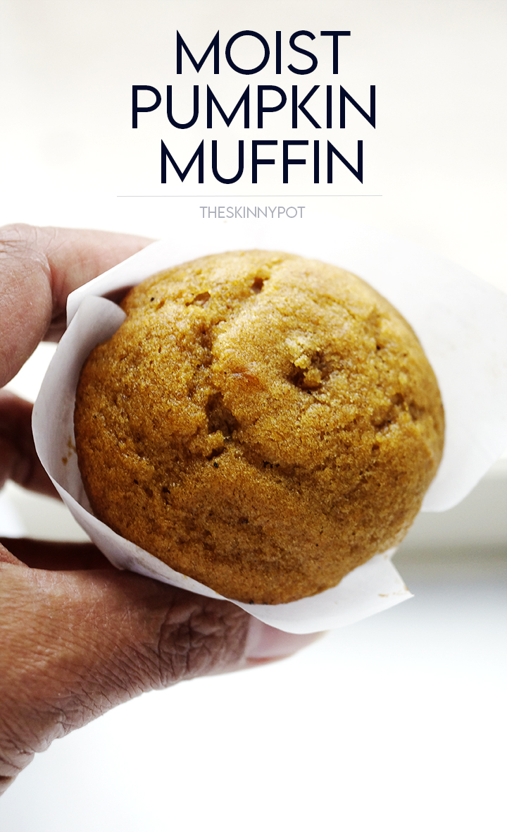 Pumpkin Muffins are moist, sweet, and packed with fall flavors. Perfect for the season, make these at the comfort of your home with this easy recipe!