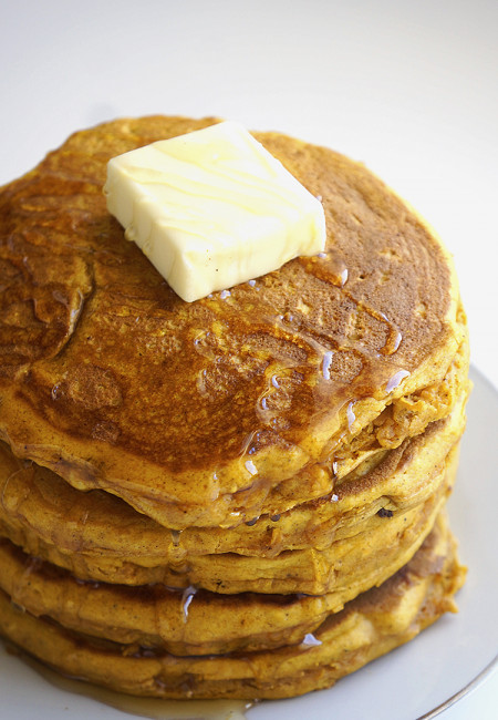 This PUMPKIN PANCAKE EASY RECIPE is soon to be on your menu rotation soon. It's easy to make, it requires easy ingredients and it's filled with pumpkin flavor. Now, make your pumpkin pancake from scratch.