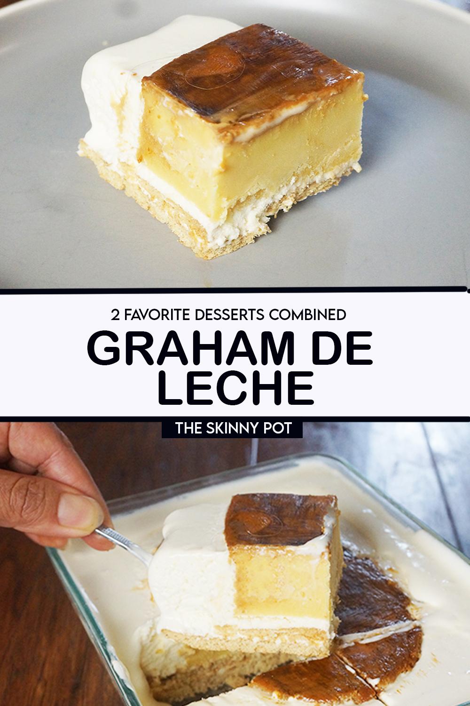 GRAHAM DE LECHE