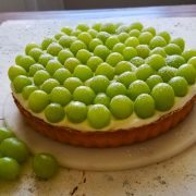 Try Making this Tart Crust Recipe and Delicious Easy Recipe for Grape Tart