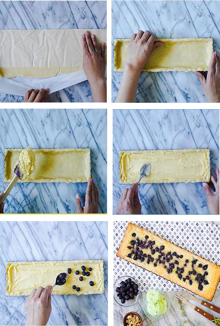 How to Make Tart Crust Procedure