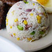 Leftover Ham and Rice Recipe