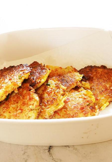 Simple Crab Cake Recipe with Video