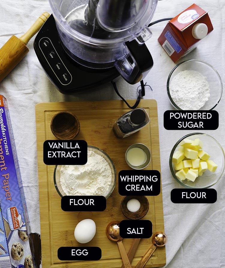 tart crust recipe