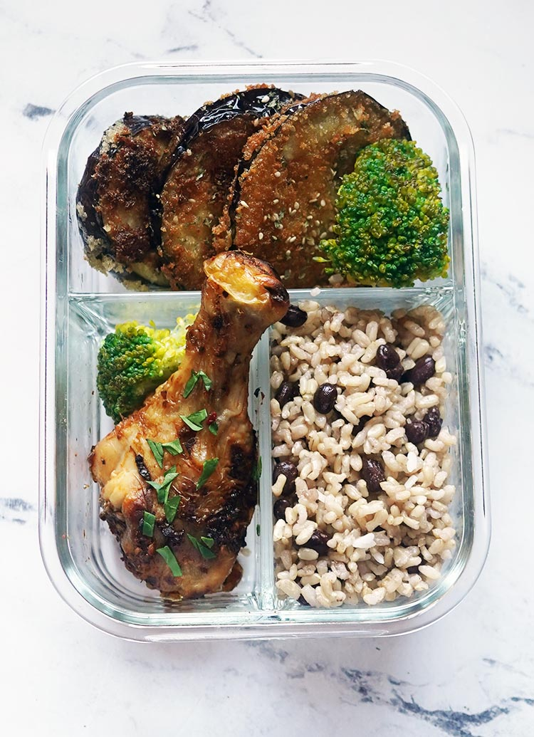Budget MEal Prep for the Week