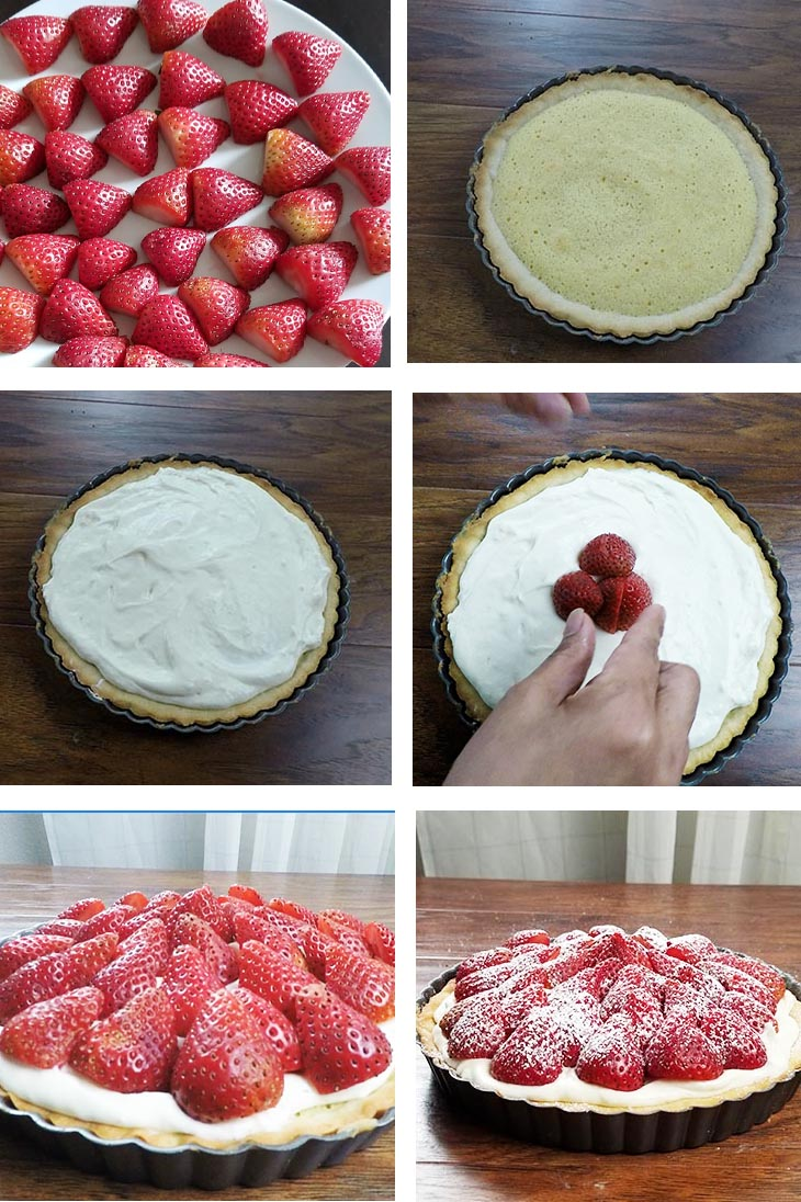 How to Make Strawberry Tart