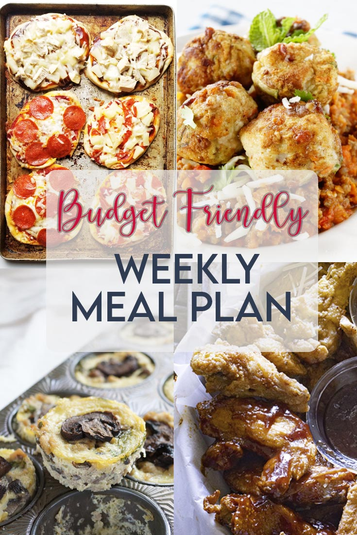 Budget Weekly Meal Plan. Welcome to my 2nd post of weekly meal plan menu! Here, you will find budget meals that you can easily make at home.
