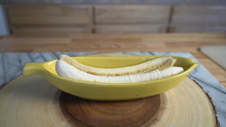 Banana Split Made at Home