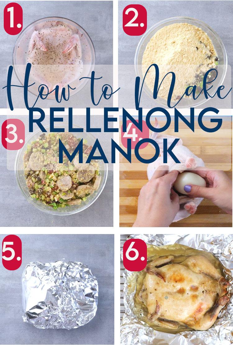 How to Make Rellenong Manok