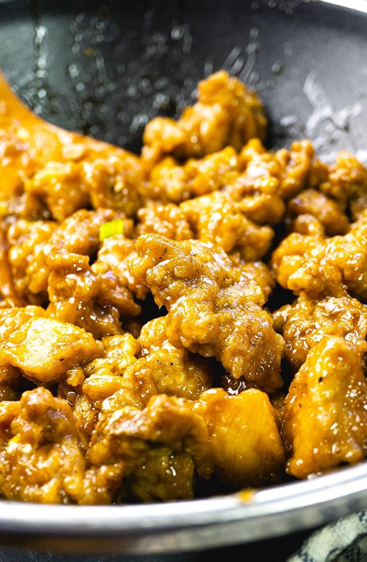 Orange Chicken Easy Recipe