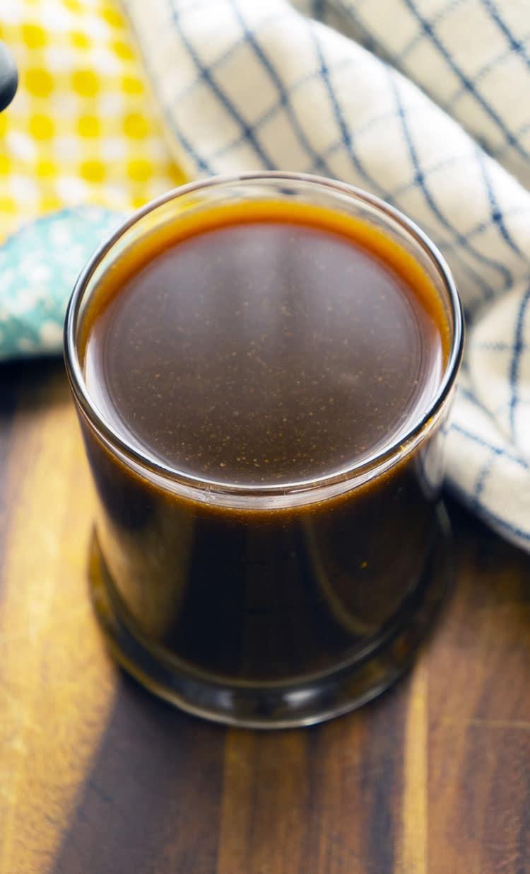 Recipe for Teriyaki Sauce Homemade
