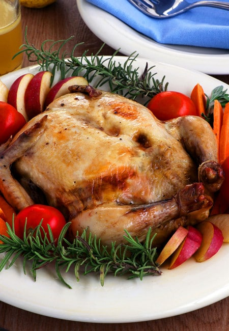 ellenong Manok and How to Remove Chicken Bone