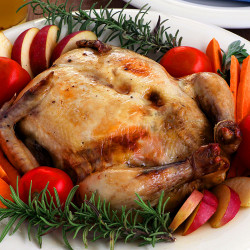 Rellenong Manok and How to Remove Chicken Bone
