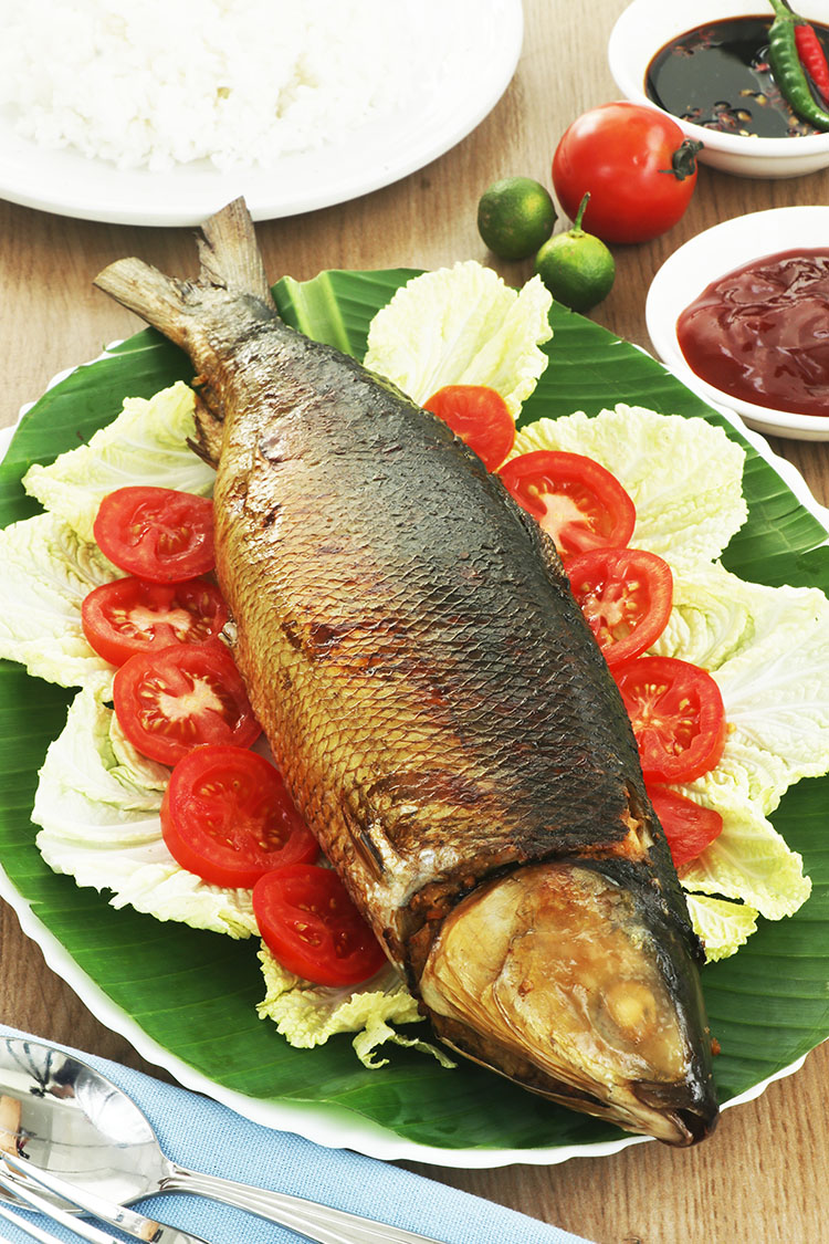 Step by Step Instruction on How to Cook Rellenong Bangus