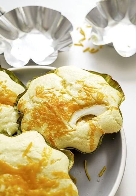 Bibingka Recipe with Step by Step Photo