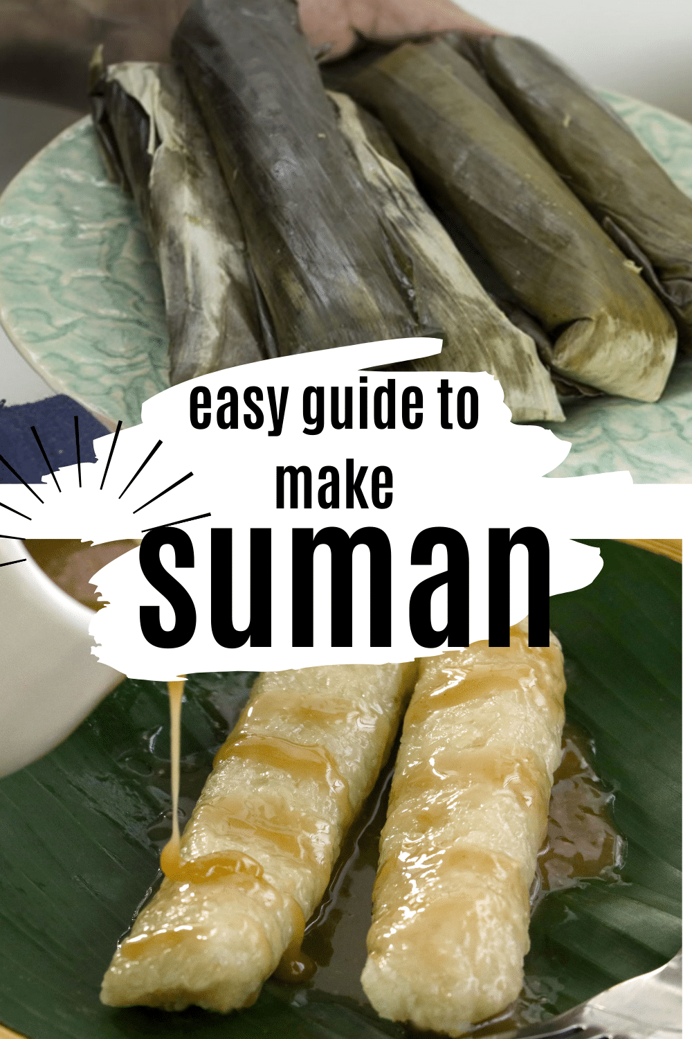 Suman Recipe with Step By Step Instruction and Video