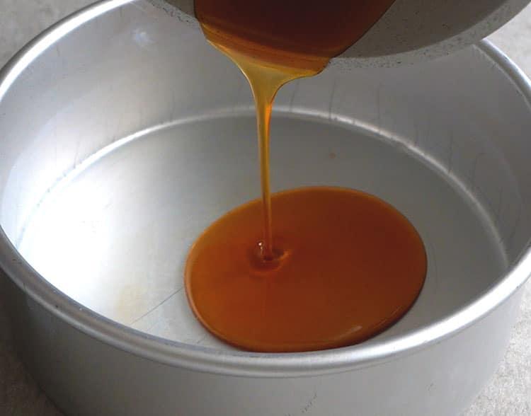 caramelize the sugar